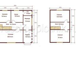 Проект БР-41 (дом 8х8)