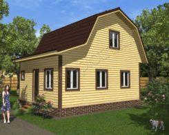 Проект БР-08 (дом 6х7,5)