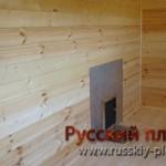 Построили баню в Тульской области