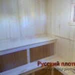 Построили баню в Московской области