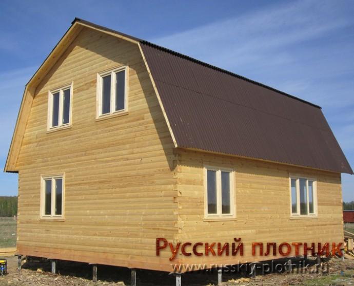 Проект БР-14 (дом 7х9)