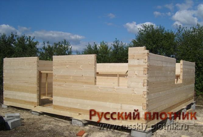 Проект БР-13 (дом 6х6)