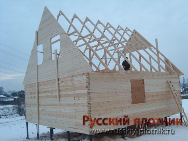 Проект БР-26 (дом 7х8)