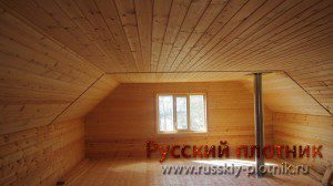Полы в деревянном доме
