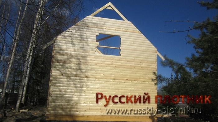 Проект БР-37 (дом-баня 6х9)