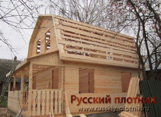 Проект БР-29 (дом 6х7,5)