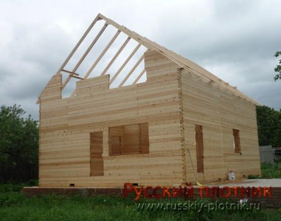 Проект БР-31 (дом 8х10)
