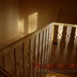 Дом из бруса 6х9 в Республике Карелия