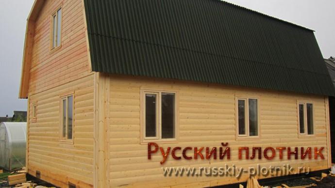 Проект БР-39 (дом 6х9)