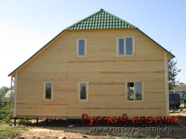 Проект БР-38 (дом 8х9,5)