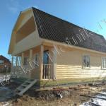 Построен дом 6х8 в Владимирской области