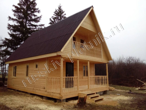Проект БР-07 (дом 6х9)