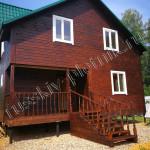 Построен дом 6х7 в Московской области