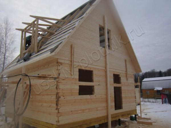 Проект БР-22 (дом 6х6)