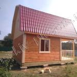 Дом 6х6 в Республике Беларусь