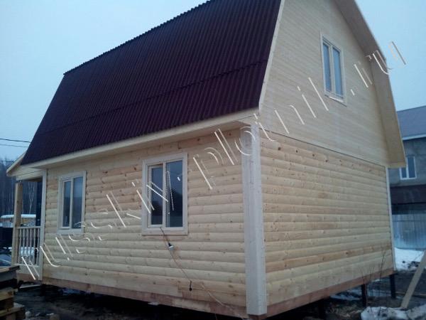 Дачный дом в Московской области