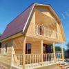 Построен дом 6х6 в Тамбовской области