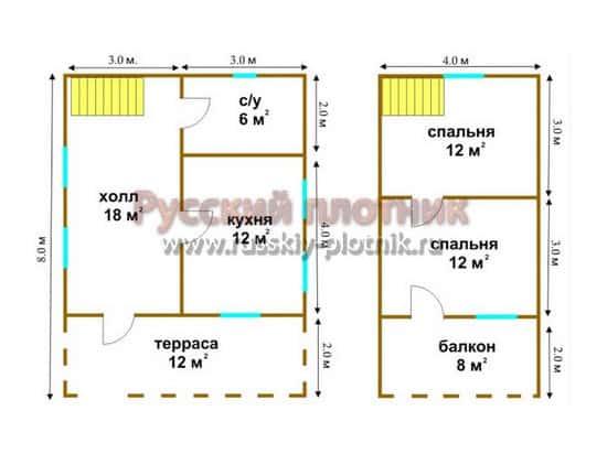 Построен дом во Владимирской области