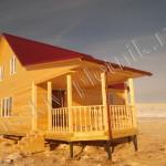 Построен дом 8х8 в городе Череповец