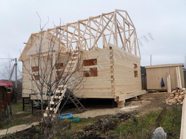 Проект БР-05 (дом 6х8)