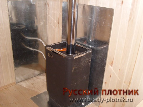 Проект Б-07 (баня 4х5)