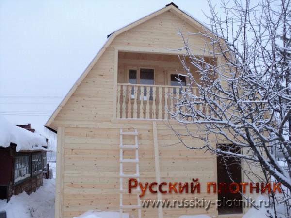 Проект БР-11 (дом 6х6)
