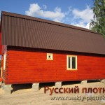 Строительство дом из бруса 6х10 (12БР)