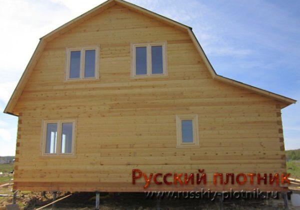 Проект БР-14 (дом 9х9)
