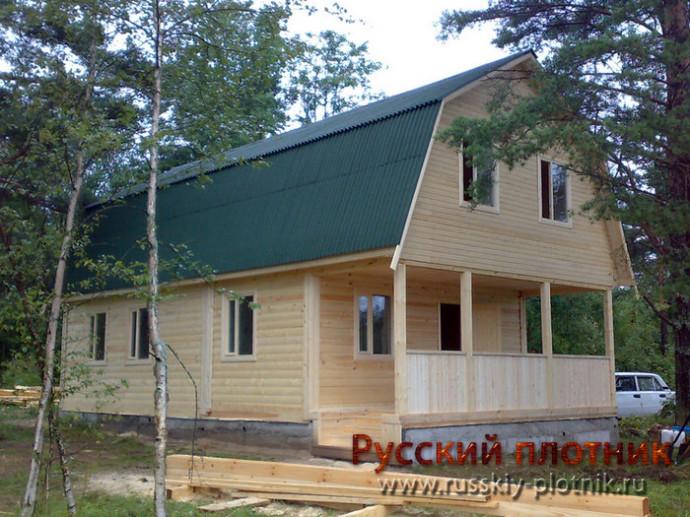 Проект БР-16 (дом 6х10)