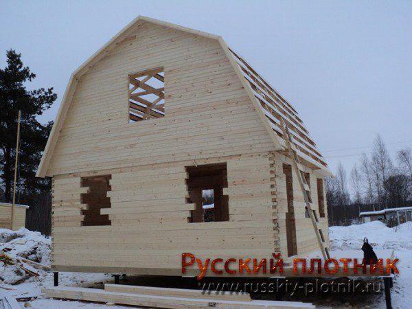 Проект БР-17 (дом 7х8)