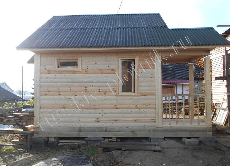 Проект БР-54 (дом 4,5х5)