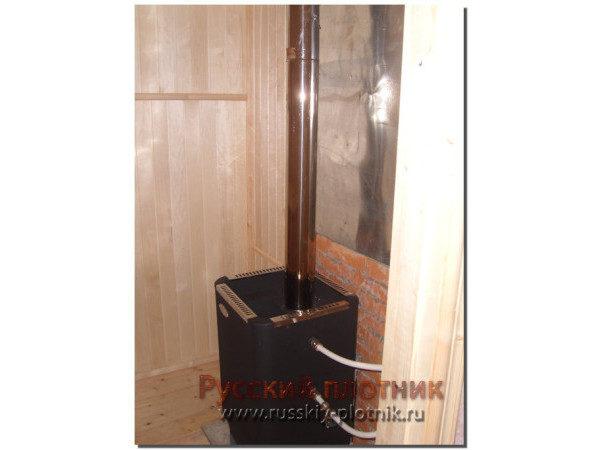 Проект Б-02 (баня 4х6)