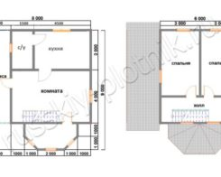 Проект БР-44 (дом 8х9)