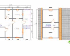 Проект БР-56 (дом 8х11)