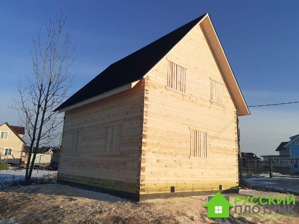Строим дом «под ключ» или под усадку