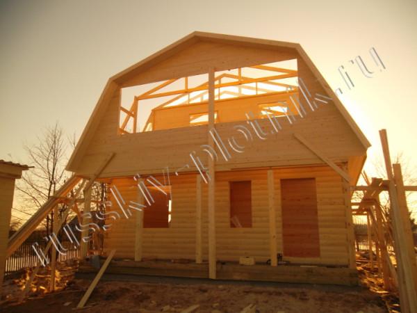 Проект БР-03 (дом 6х8)