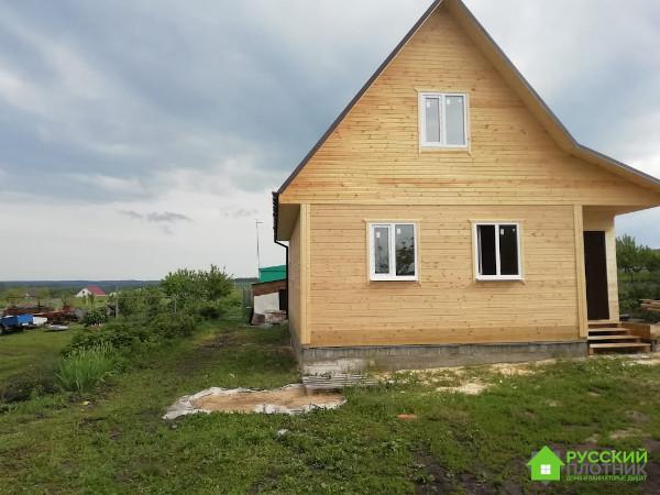 дом 6х9 в Белгородской области