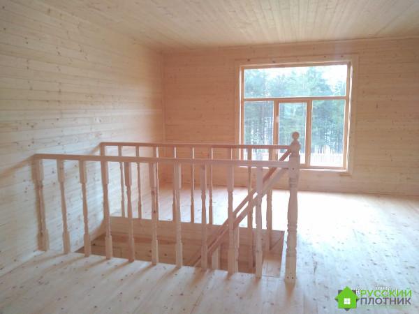 дом 6х6 в Республике Карелия
