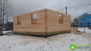 Проект БР-65 (дом 6х7)